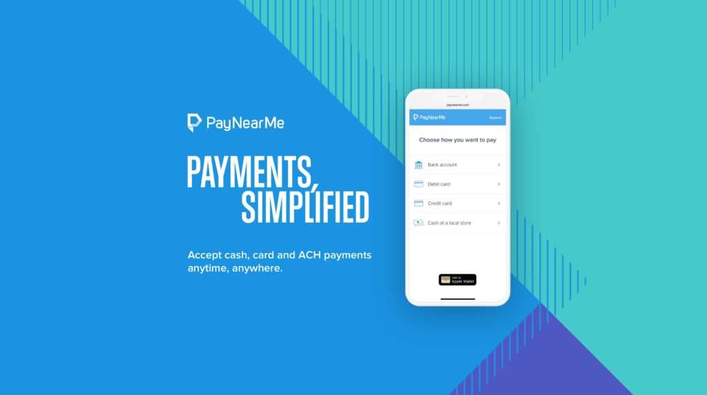 Introducing: The Only Complete Mobile-First Payment System that Accepts Cash, Debit, Credit, and ACH Payments