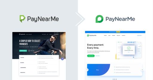 Unveiling PayNearMe's New Brand Identity