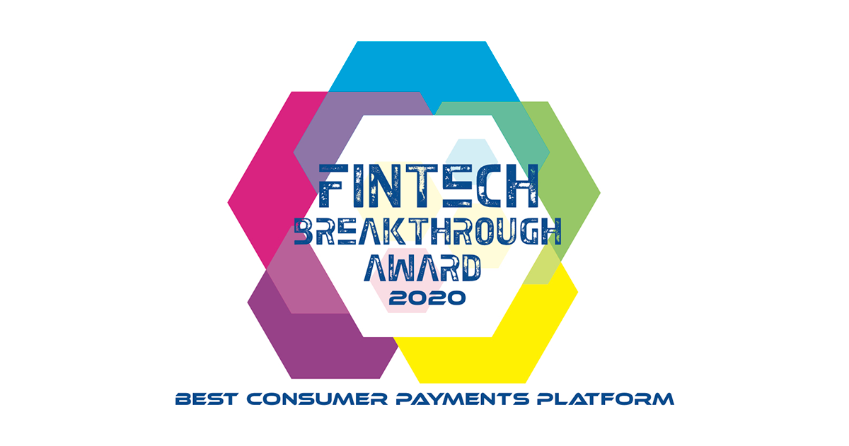 "PayNearMe Named ""Best Consumer Payment Platform"" by FinTech Breakthrough"