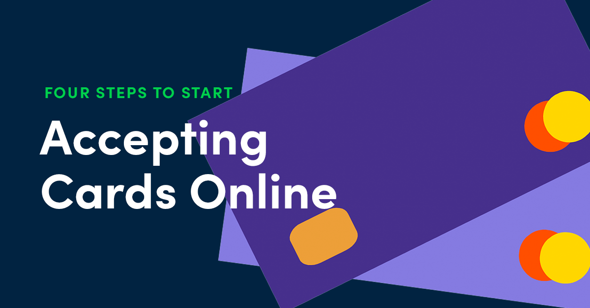 Start Accepting Debit Card Payments Online in Four Easy Steps