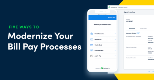 Five Ways to Modernize Your Bill Pay Processes