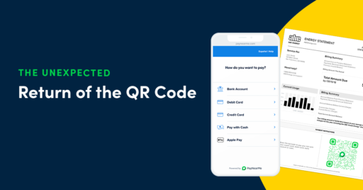 return of the qr code