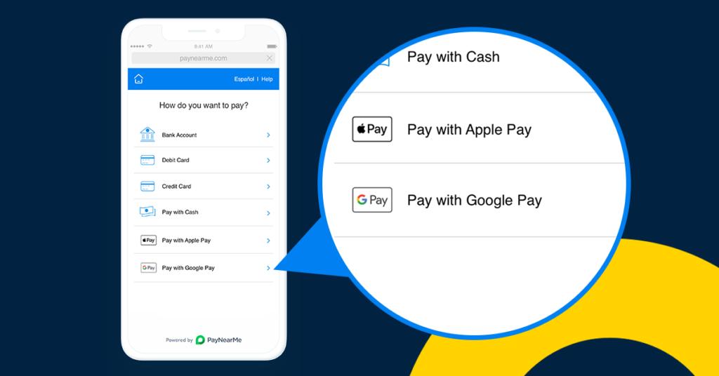 paynearme google pay
