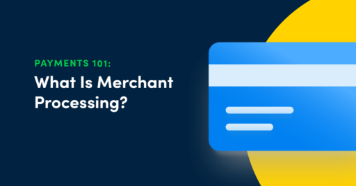 what is merchant processing