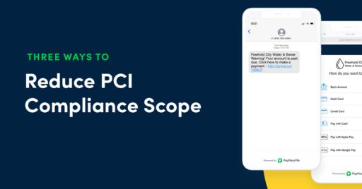 reduce pci compliance scope