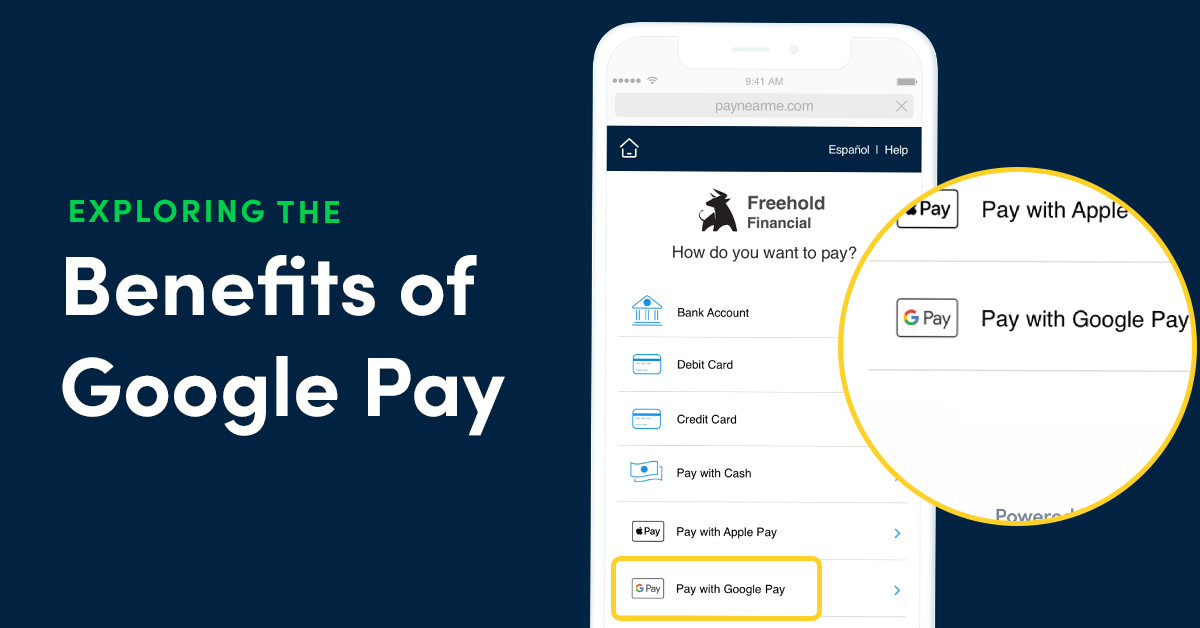 The Benefits of Google Pay for Merchants & Consumers
