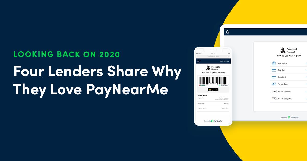Four Leading Lenders Share Why They Love PayNearMe