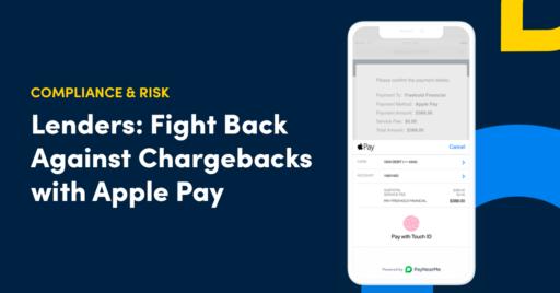 apple pay chargebacks
